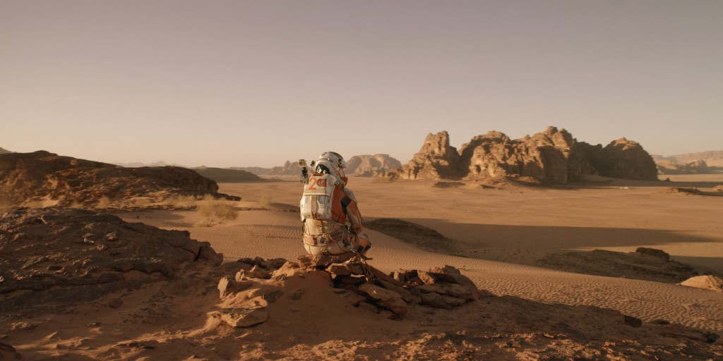 the martian - movie