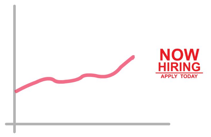 Tenete in considerazione che il reclutamento sarà più oneroso che in passato