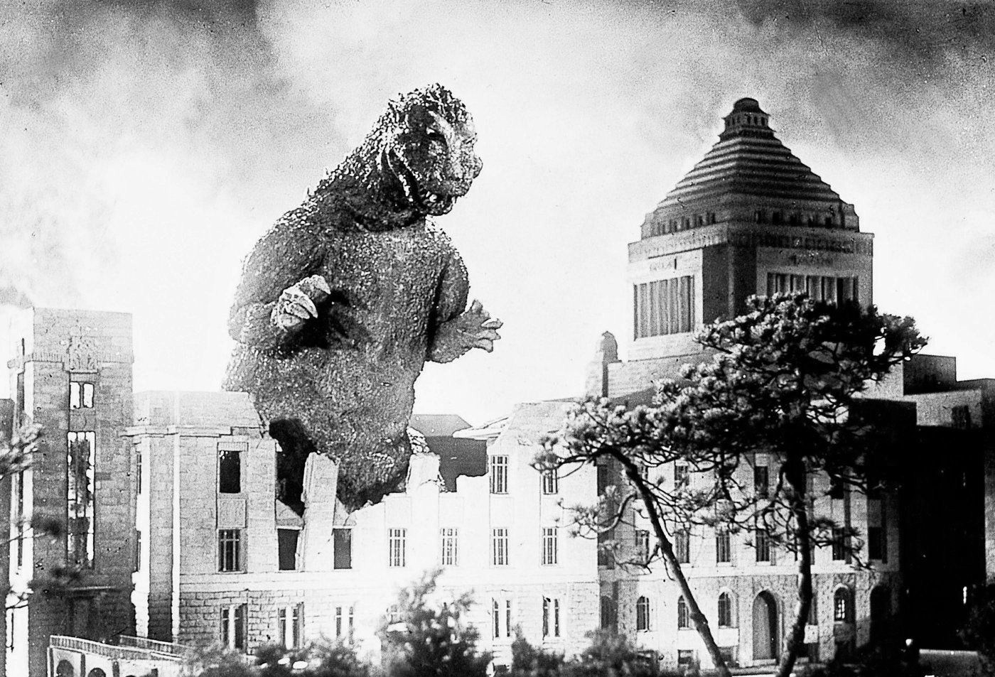 Godzilla - Disaster Planning