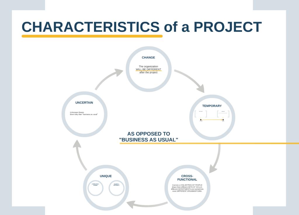 PM - Project Characteristics