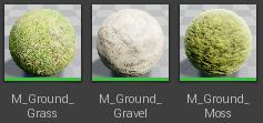 Starter Pack - Materials