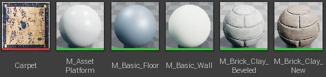 Unreal - Materials