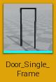 101 - Door Frame