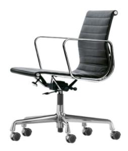 1.3a - Vitra Alumium Chair