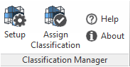 7.1 - Classification Manager