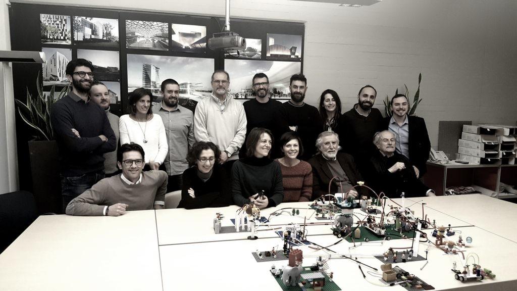 Il gruppo di Open Project di fronte allo scenario condiviso