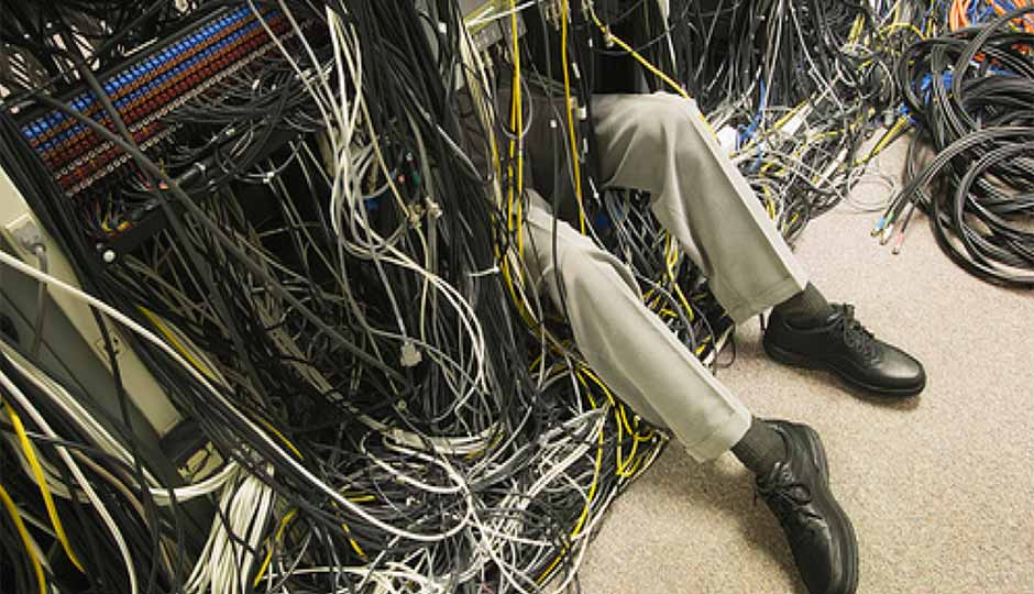 Non sempre il dipartimento IT collabora nell'assessment dell'infrastruttura hardware.