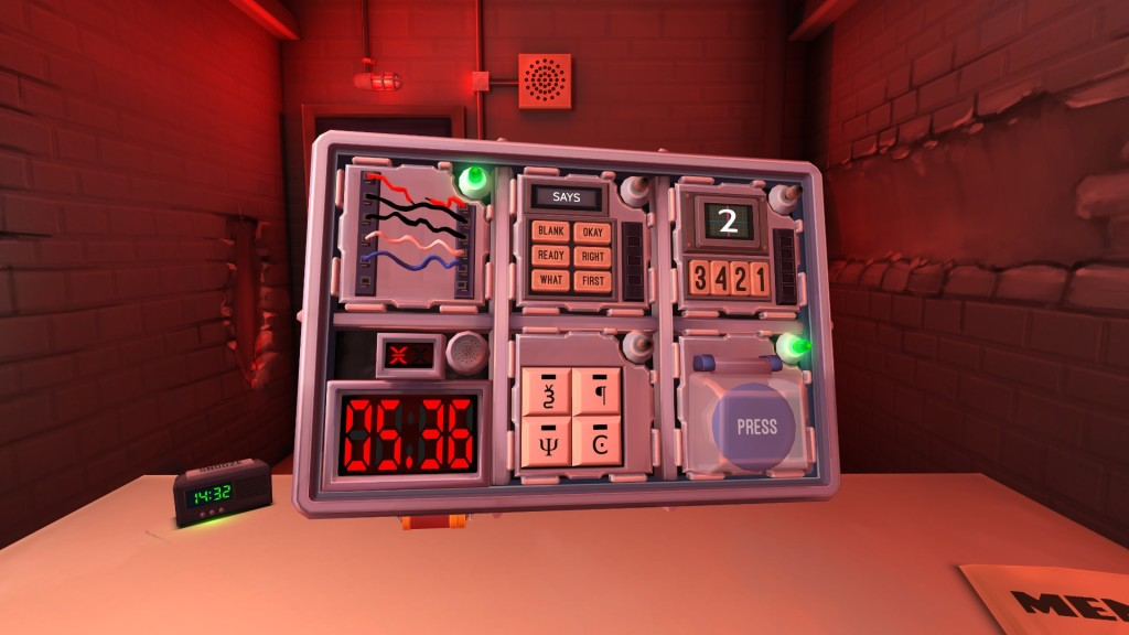 Keep Talking, Revit, and nobody explodes. Maybe.