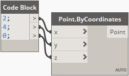PointByCoordinates