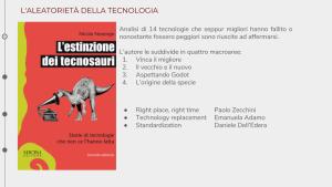 02 - Emanuela Adamo, Daniele Dell'Edera, Paolo Zecchini - L'aleatorietà della tecnologia (1)