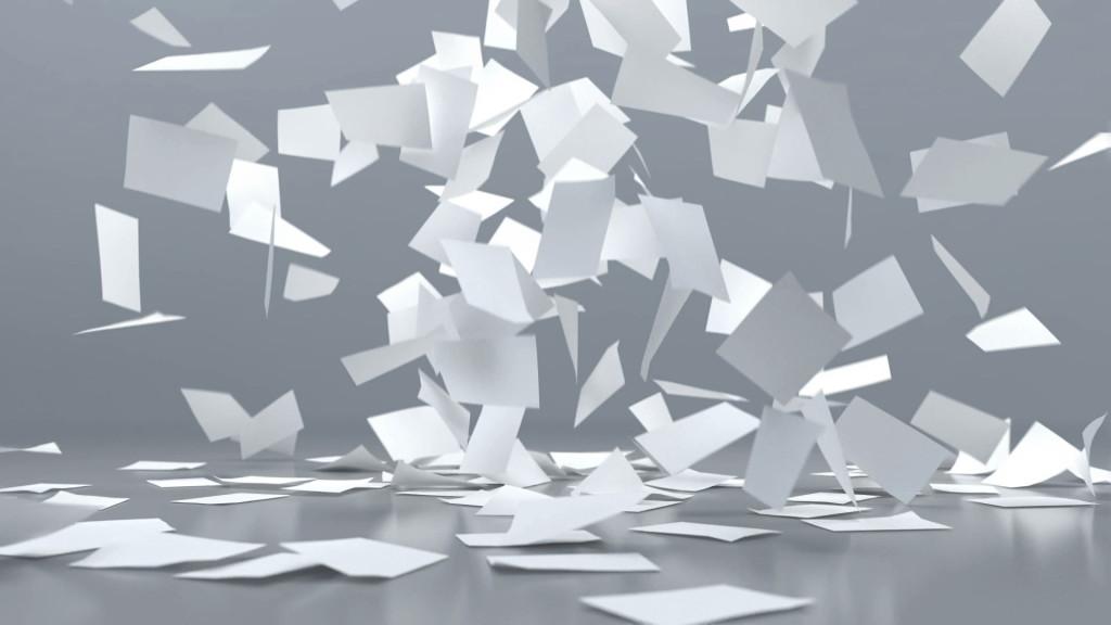 """Sì: se caricate le 500 pagine di relazione tecnica nello spazio """"Plans"""" vi troverete con 500 singoli file, da revisionare singolarmente. Non lo fate."""