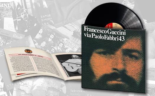 FrancescoGuccini_ViaPaoloFabbri43_Vinyl