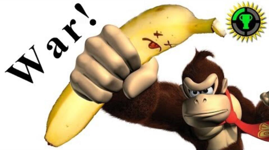 Il risultato non può essere che uno: la guerra delle banane in azienda.