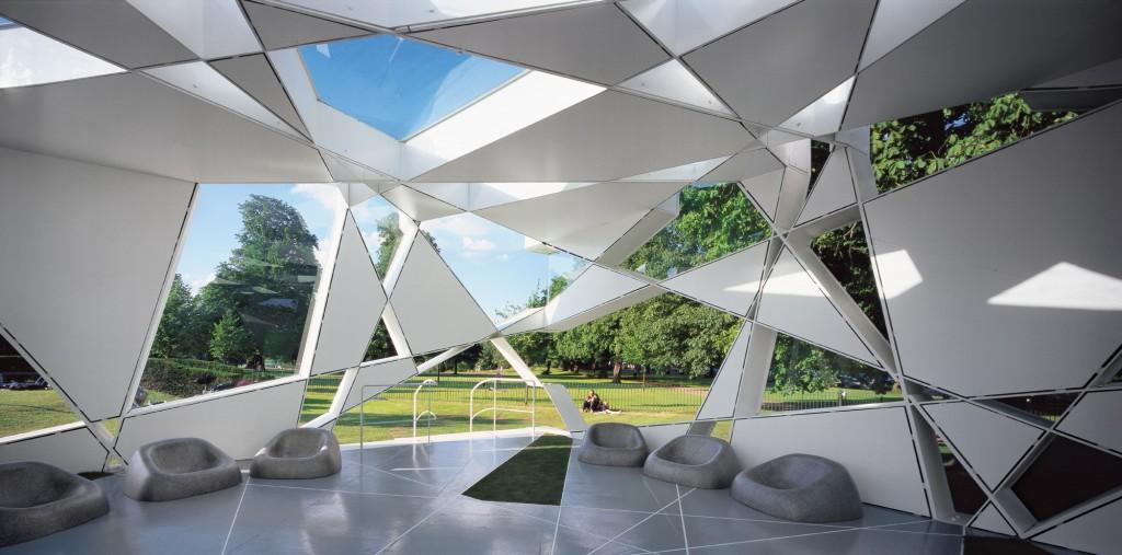 Toyo Ito, Serpentine Gallery (2002).