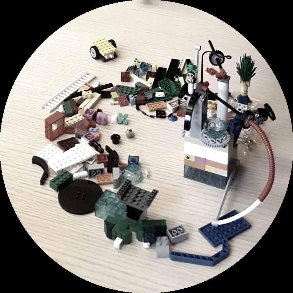 La relazione tra le parti diventa ancora più complessa. Costruiamo le dinamiche di un gruppo di lavoro con una sessione di LEGO Serious Play.
